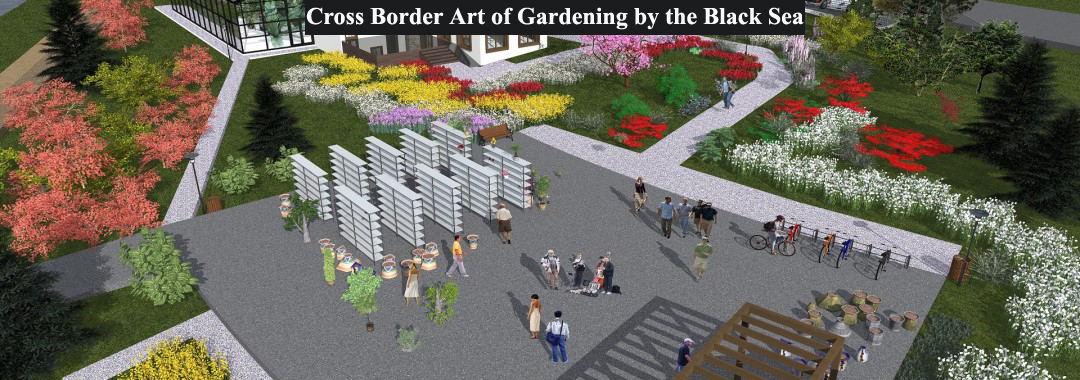 Techirghiol Botanical Garden