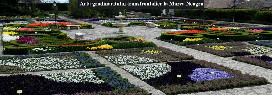 Gradina Botanica Techirghiol